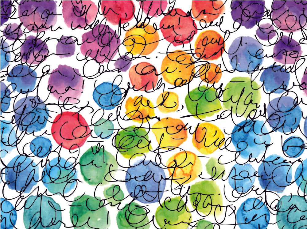 Carta da parati Doodle MyCollection
