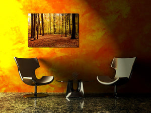 Quadri in Plexiglass Autunno MyCollection