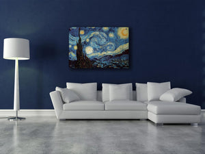 The Starry Night Quadri in Plexiglass MyCollection