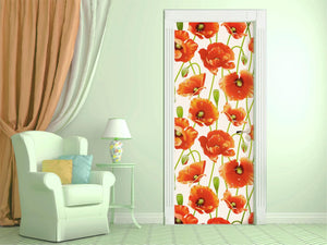Rivestimenti porte Poppies MyCollection