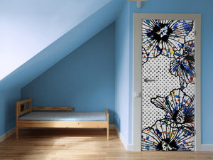 Rivestimenti porte Amazing Flower MyCollection
