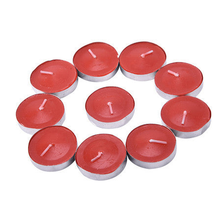 Wax Candles (10 pcs)