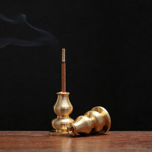 Alloy Incense Burner - Stick or Coil (1 pcs)