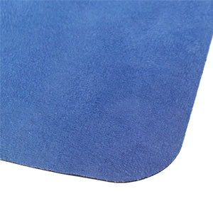 Yoga Mat Suede and Rubber