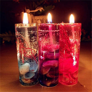 Gel Candles (1 pcs)