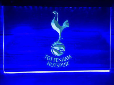 Spurs Illuminated Sign
