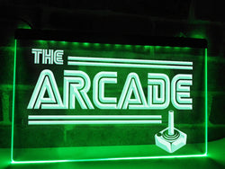 The Arcade Illuminated Sign