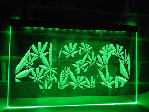 420 Illuminated Sign