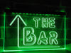 The Bar Illuminated Sign