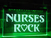 Nurses Rock Illuminated Sign