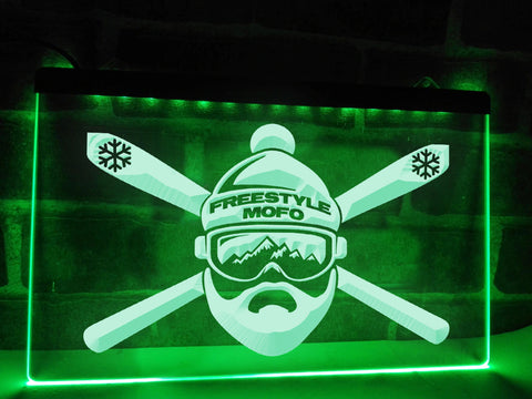 Freestyle Mofo Illuminated Sign