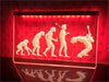 Evolution Rocker Illuminated Sign
