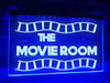 Movie Room Illuminated Sign