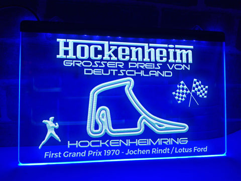 Image of German Grand Prix Illuminated Sign