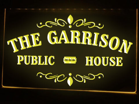 Image of Peaky Blinders Garrison Illuminated Sign