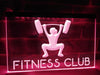 Fitness Club Illuminated Sign