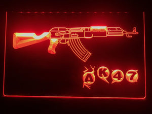 AK.47 Illuminated Sign