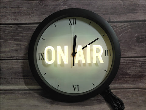 Image of On Air Bluetooth Controlled Wall Clock