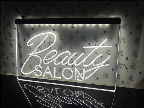 Image of Beauty Salon Illuminated Sign