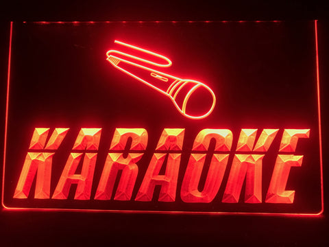 Karaoke Illuminated Sign
