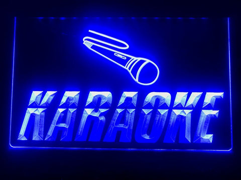 Image of Karaoke Illuminated Sign