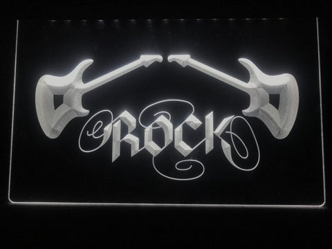 Image of Rock n Roll Illuminated Sign