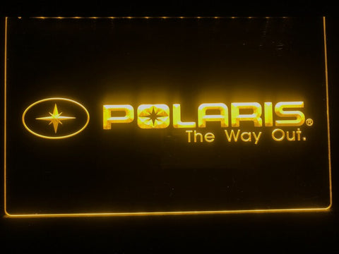 Image of Polaris Illuminated Sign