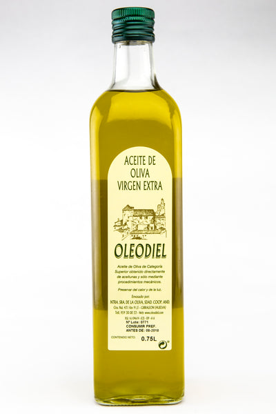 Extra Virgin Olive Oil Oleodiel 750ml