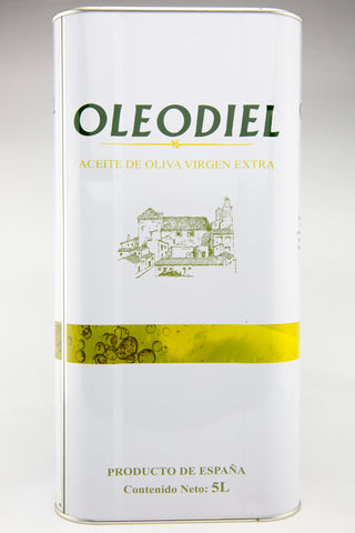 Extra Virgin Olive Oil Oleodiel 5L