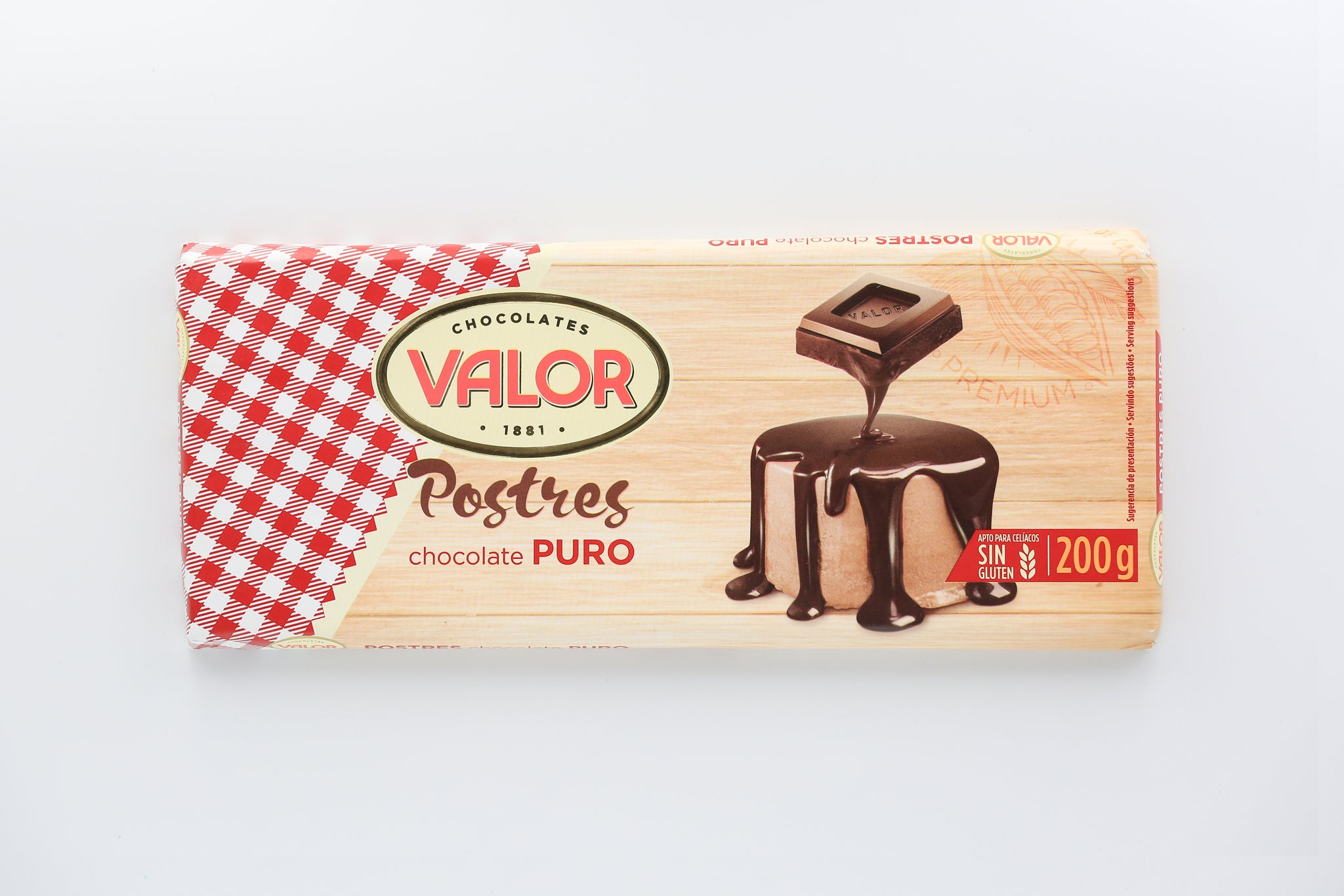 Hot Chocolate VALOR for Desserts 200g