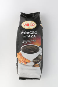 Copy of VALOR CAO HOT THICK INTENSE CHOCOLATE 400G - CHOCOLATE POWDER