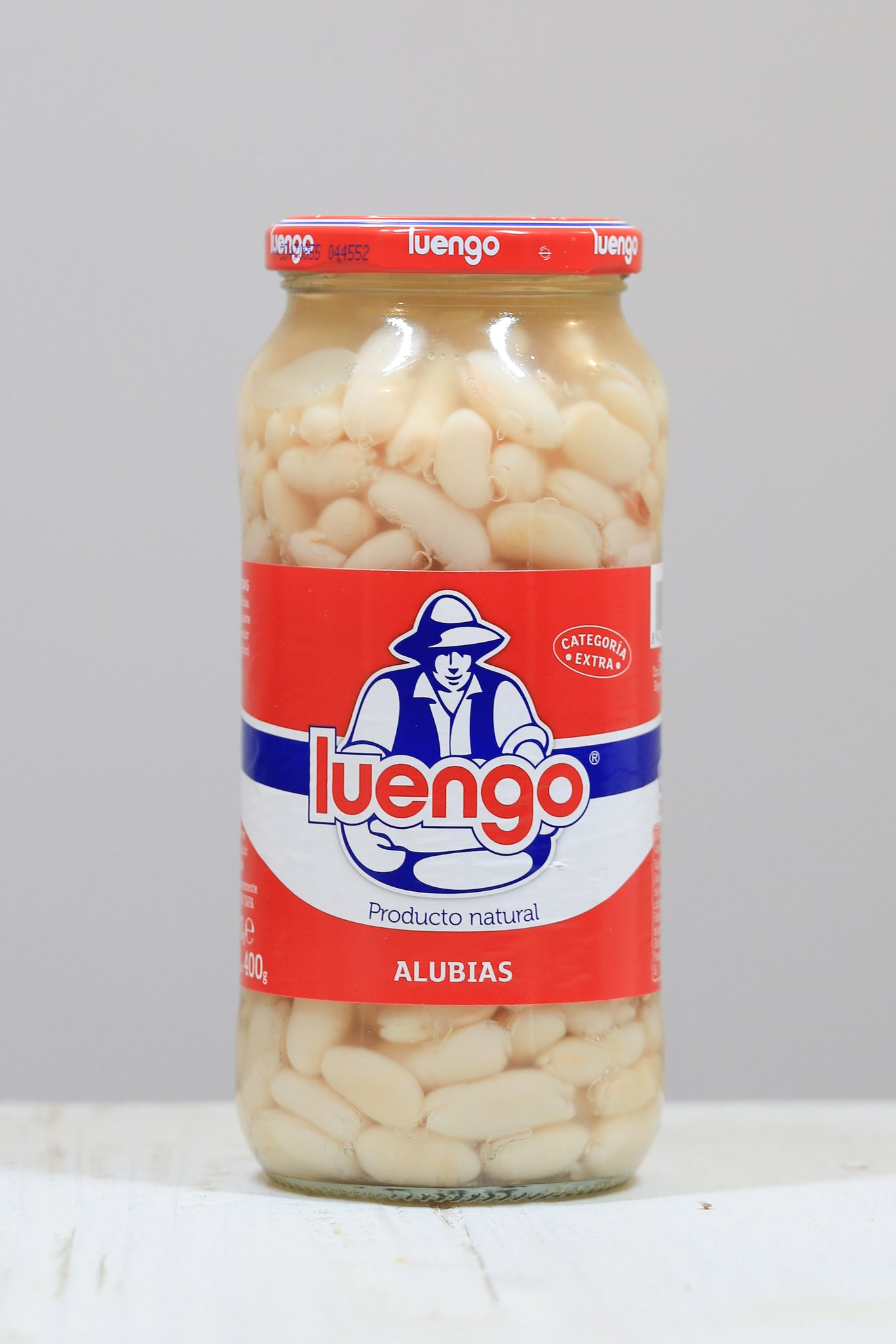 Cooked White Beans Luengo 300g