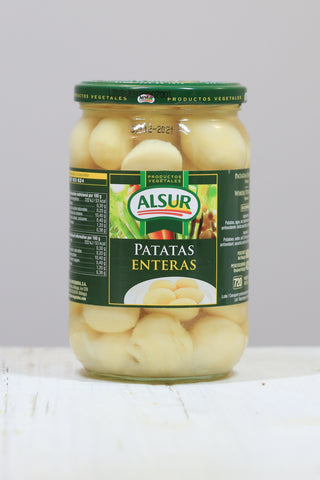 Whole Potato Alsur 680g