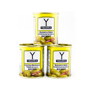 Olives 3 individual packs