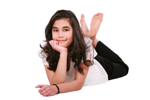 Teens and Foot Odor