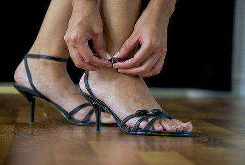 Seven Tips for Wearing Strappy Sandals