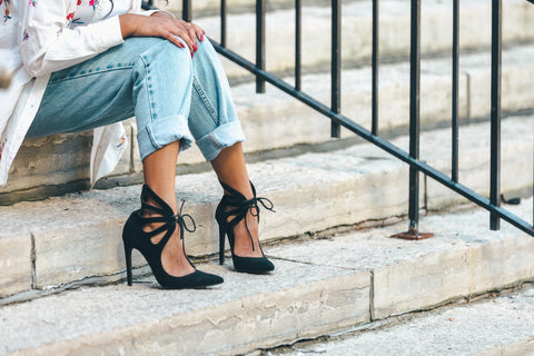 3 Ways to Make High Heels More Comfortable