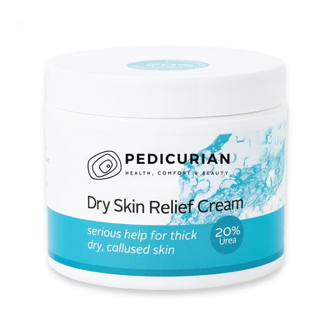 Pedicurian Dry Skin Relief Cream 20% Urea