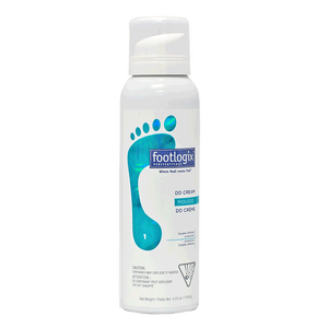 Footlogix DD Double Defense Mousse for Dry Skin