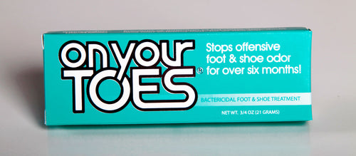 On Your Toes! Bactericide Powder