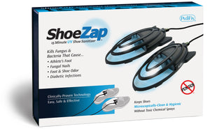 ShoeZap® 15 Minute UV Shoe Sanitizer