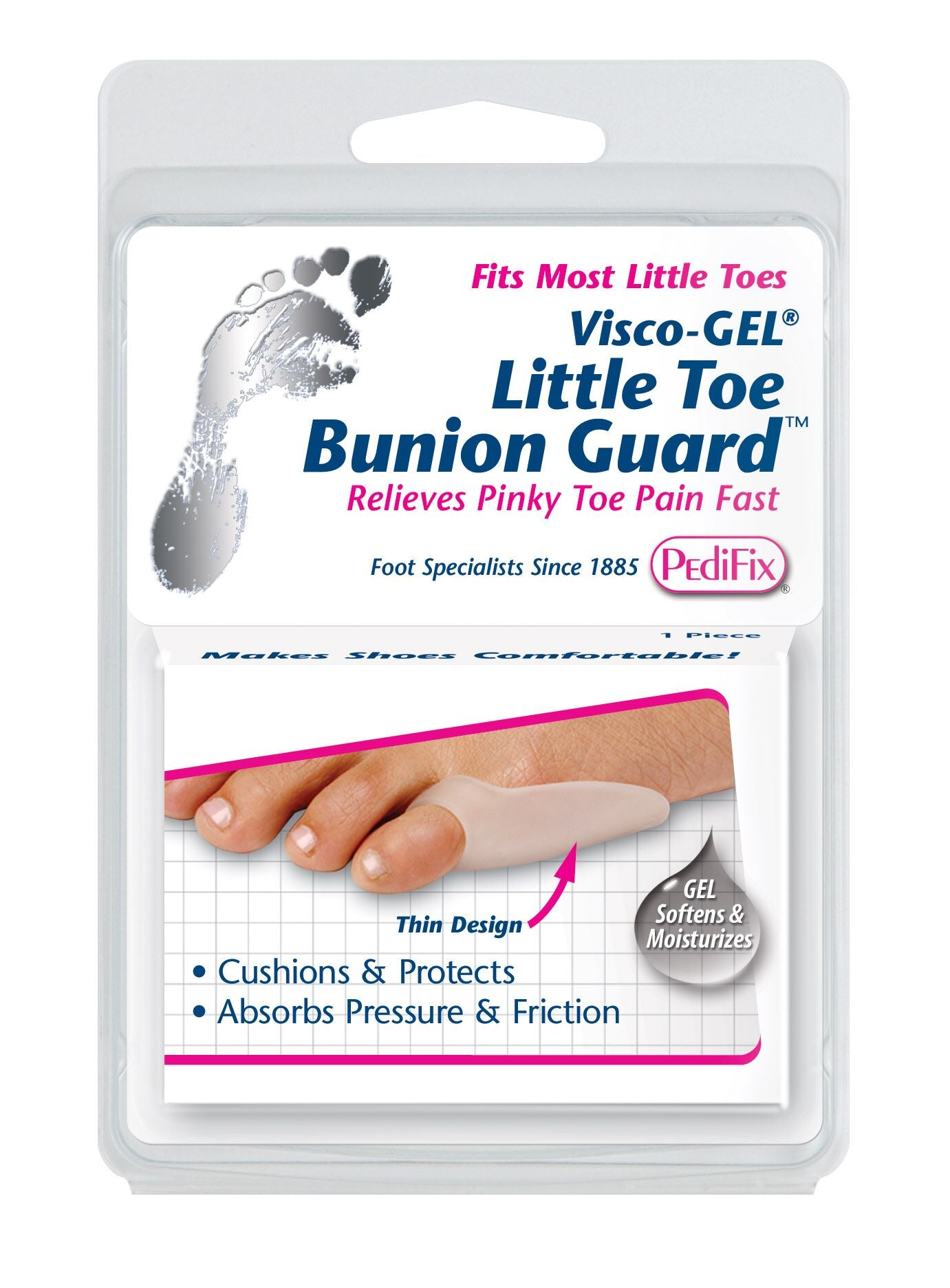 PediFix Visco-GEL® Bunion Guard with Toe Loop