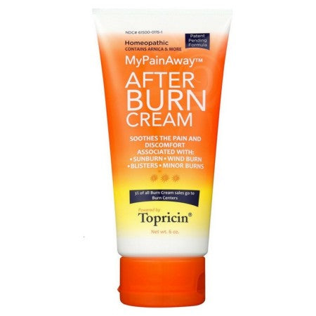 Topricin After Burn Cream