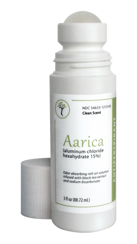 Aarica® Foot Antiperspirant