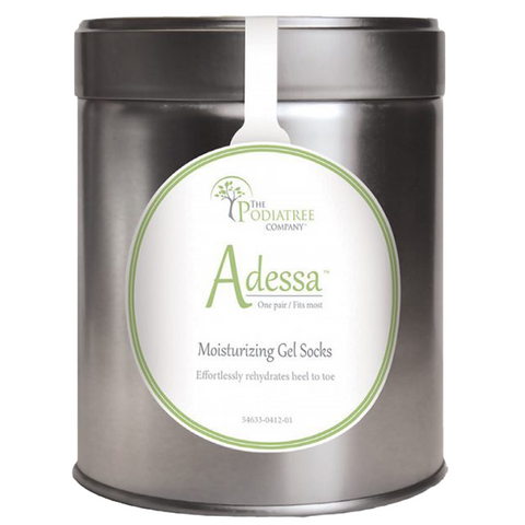 Adessa Moisturizing Gel Socks