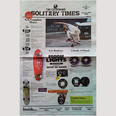The California Solitary Times Newspaper
