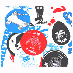 Solitary Arts Sticker Pack
