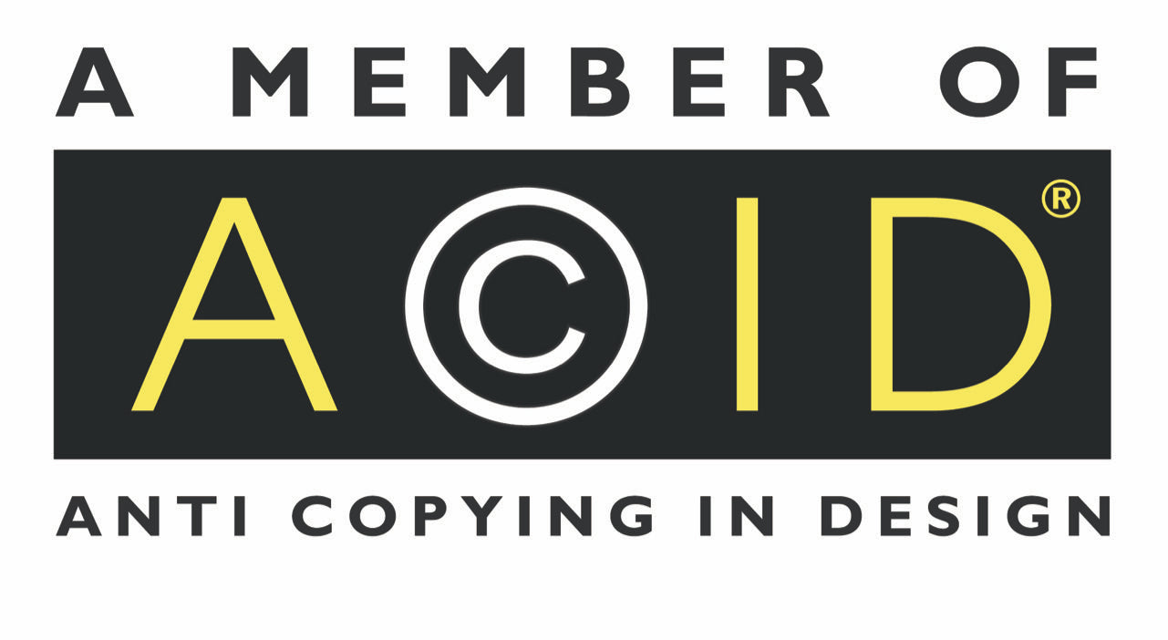 Member of ACID supporting Anti Copying in Design