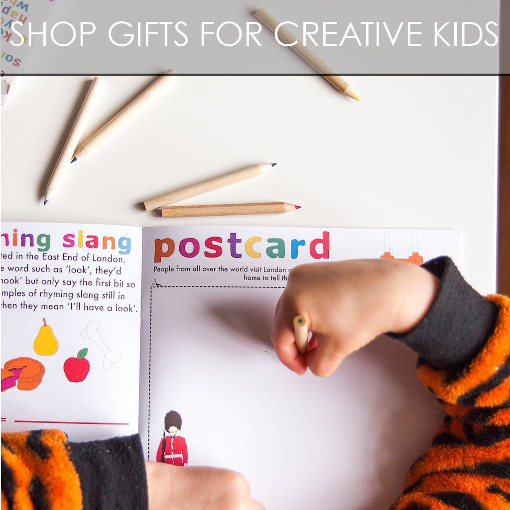 Shop Educational Gifts For Creative Kids - Doodle Pads For Creativity And Educational Activity Books