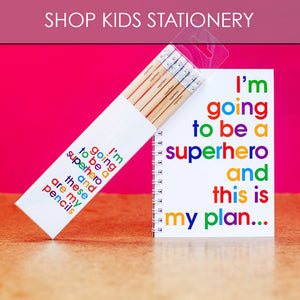 Funny Stationery For Children